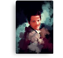 Castiel ~ Portrait Canvas Print