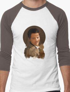 Castiel ~ Portrait Men's Baseball ¾ T-Shirt