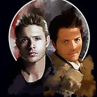 Cas &amp; Dean by KanaHyde