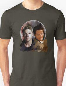 Cas & Dean Unisex T-Shirt