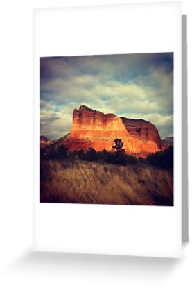 Sedona Red Rock by Anelle121314