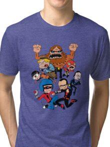 The Diggables! Tri-blend T-Shirt