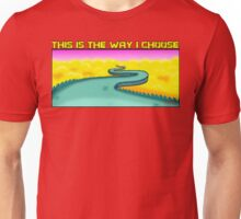 Path of the Snake Unisex T-Shirt