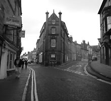 Alnwick Newcastle UK by Hansipan
