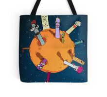 Rotten moon Tote Bag