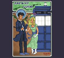 Doctor Who Nouveau Jump in my Tardis Unisex T-Shirt