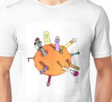 Rotten moon Unisex T-Shirt