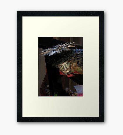 Our Saviour Framed Print