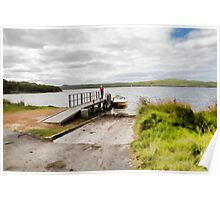 Poddy Shot Ramp, Wilson Inlet, Denmark, W.A. #7 Poster
