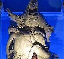 Our Lady of Sorrows by fajjenzu