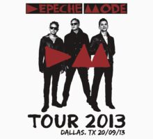 Depeche Mode : Delta Machine Tour 2013 - Dallas 20-09-13 by Luc Lambert