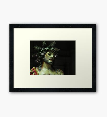 The Crowning With Thorns Framed Print