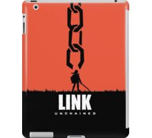 Link Unchained iPad Case/Skin