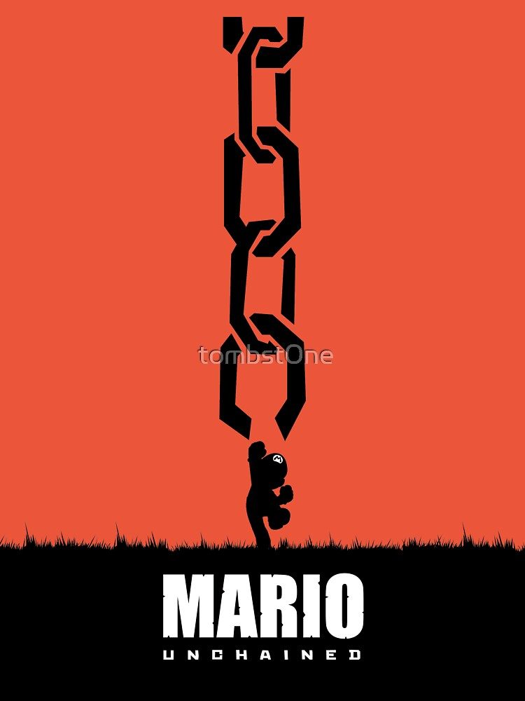 Mario Unchained by tombst0ne
