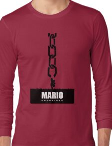 Mario Unchained Long Sleeve T-Shirt