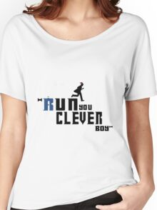 Clever Boy Women's Relaxed Fit T-Shirt