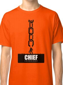 Master Chief Unchained  Classic T-Shirt