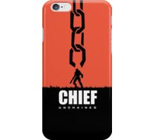 Master Chief Unchained  iPhone Case/Skin