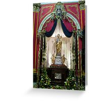 Saint Joseph of Rabat Greeting Card