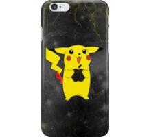 Pikachu + Apple = Friends iPhone Case/Skin
