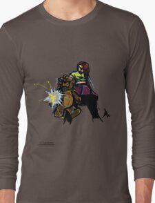 Adolescent Revenge Fantasy Long Sleeve T-Shirt
