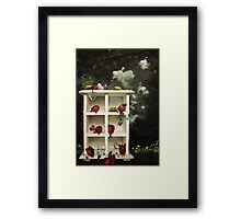 The Heart Collector Framed Print