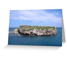 Saint Paul's Islands Greeting Card