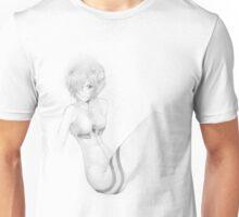 Rei from Evangelion Unisex T-Shirt