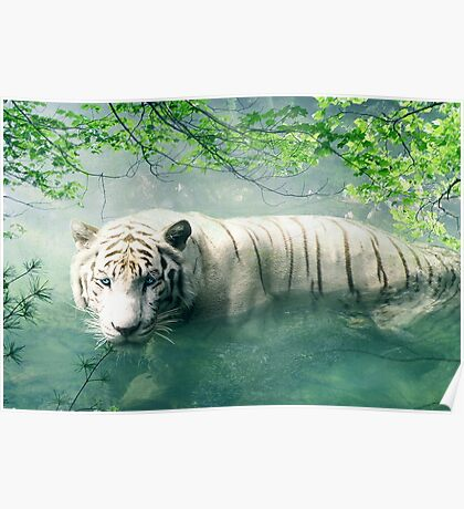 Lonely Tiger 2 Poster