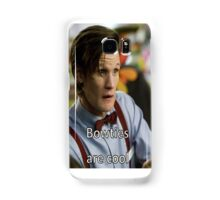 Bowties are Cool. Samsung Galaxy Case/Skin