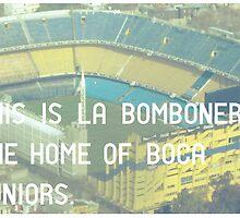 Boca Juniors by homework