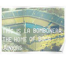 Boca Juniors Poster