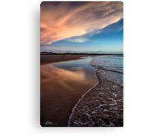 Beauty of the Beach Canvas Print