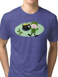 Paddys Day Tri-blend T-Shirt