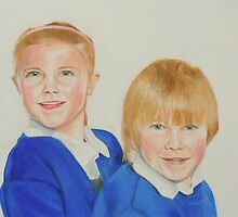 Siblings by Lynne  M Kirby BA(Hons)