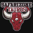 PokeSports - Safari Zone Tauros by Gilles Bone