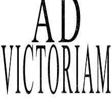 Ad Victoriam (BLK) by BRPlatinum