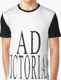 Ad Victoriam (BLK) Graphic T-Shirt