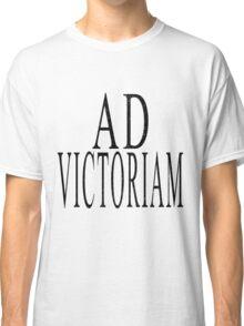 Ad Victoriam (BLK) Classic T-Shirt