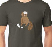 Paper Beaver Unisex T-Shirt