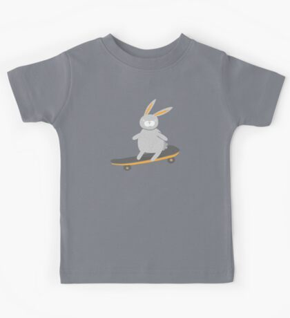 Skater Bunny Kids Tee