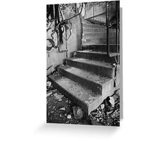Seminary Stair Greeting Card