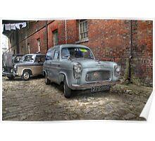 Ford Thames 100E 7CWT Van  Poster