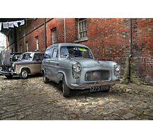 Ford Thames 100E 7CWT Van  Photographic Print