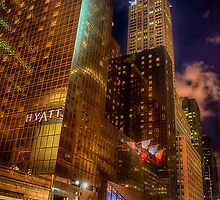 A walk along E 42nd St by Dan Pham