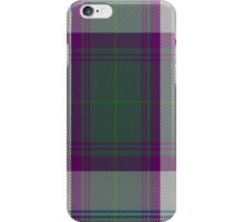 01510 Tweedsmuir Dress (Dance) Fashion Tartan Fabric Print Iphone Case iPhone Case/Skin