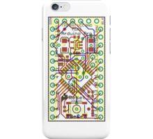 Arduino Pro Mini Reference Design - white iPhone Case/Skin