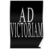 Ad Victoriam (WHT) Poster