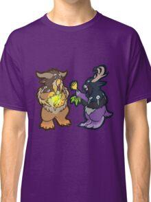 weird owls Classic T-Shirt