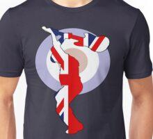GUITAR SMASH Unisex T-Shirt